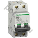 Schneider Electric iC60L 1П+Н 2А (Z) 4.5кА
