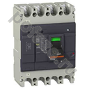 Schneider Electric EasyPact EZC 400N 4П 400А 36кА (IP20)