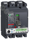 Schneider Electric Compact NSX160F 3П 100А 36кА (IP30)