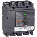 Schneider Electric Compact NSX 4П 63А 100кА (IP40)