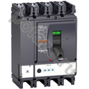 Schneider Electric Compact NS630 4П 630А 100кА (IP40)