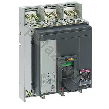 Schneider Electric NS1250N 3П 1250А 50кА (IP40)
