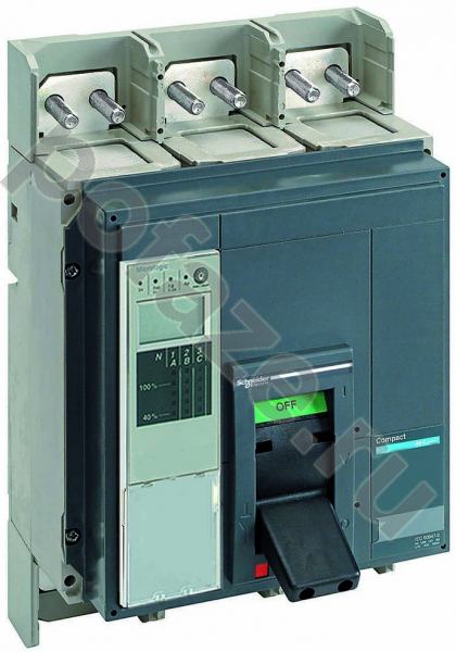 Schneider Electric Compact NS1600N 3П 250А 200кА (IP40)