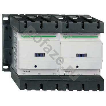 Контактор Schneider Electric TeSys D 115А 24В (DC, реверс.)