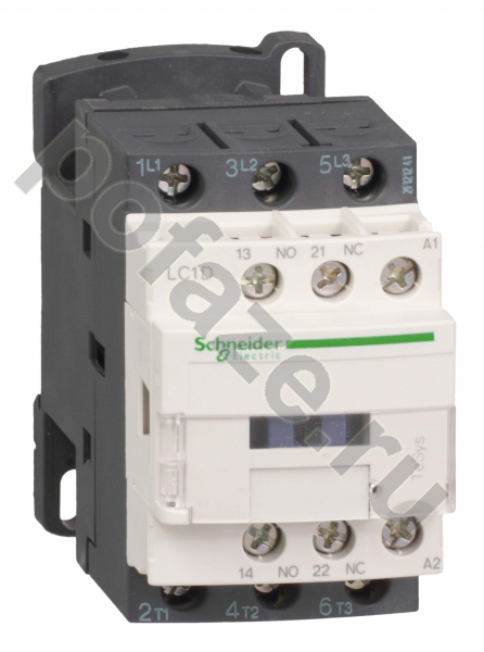 Контактор Schneider Electric TeSys D 32А 24В 1НО+1НЗ (DC)