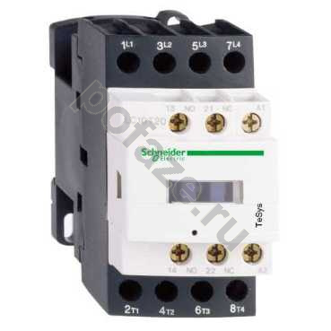 Контактор Schneider Electric TeSys D 6А 120В 2НО+2НЗ (сил.) 1НО+1НЗ (AC)