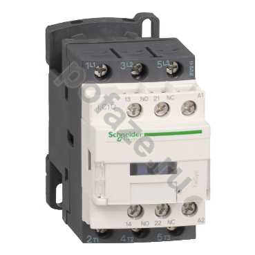 Контактор Schneider Electric TeSys D 32А 600В 1НО+1НЗ (AC)
